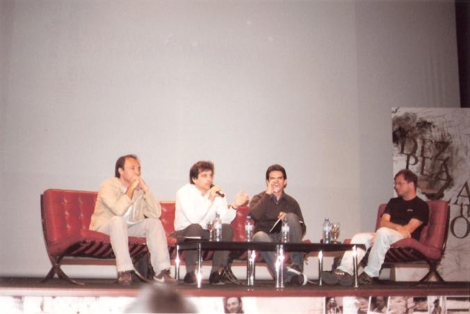 Juan José Becerra, Gonzalo Garcés, Martin Kohan