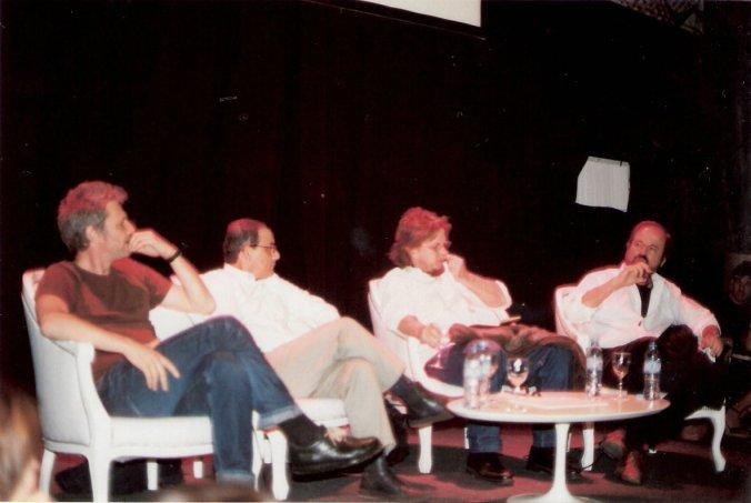 Alan Pauls, Horacio Castellanos Moya, Juan Villoro