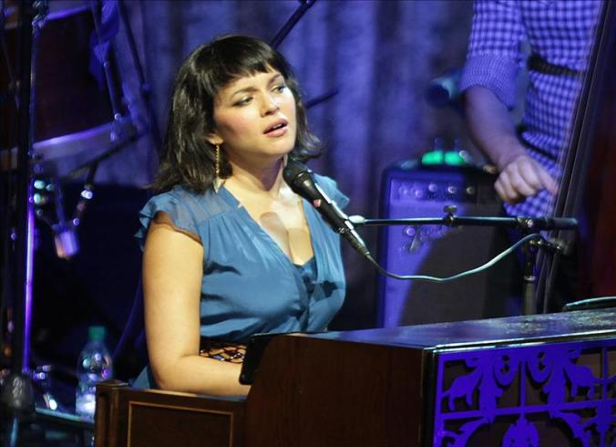 Norah Jones en Montevideo
