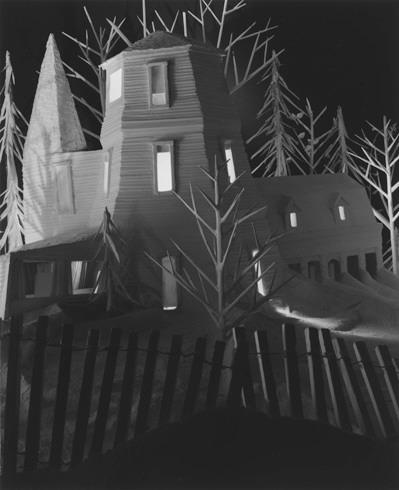Winterhouse, por James Casebere