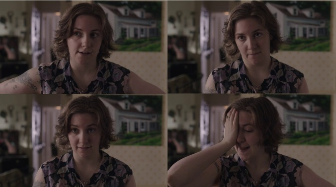 """Lena Dunham, creadora y protagonista de la serie """"Girls"""", de HBO"""